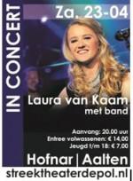 Laura van Kaam en Kerstconcert